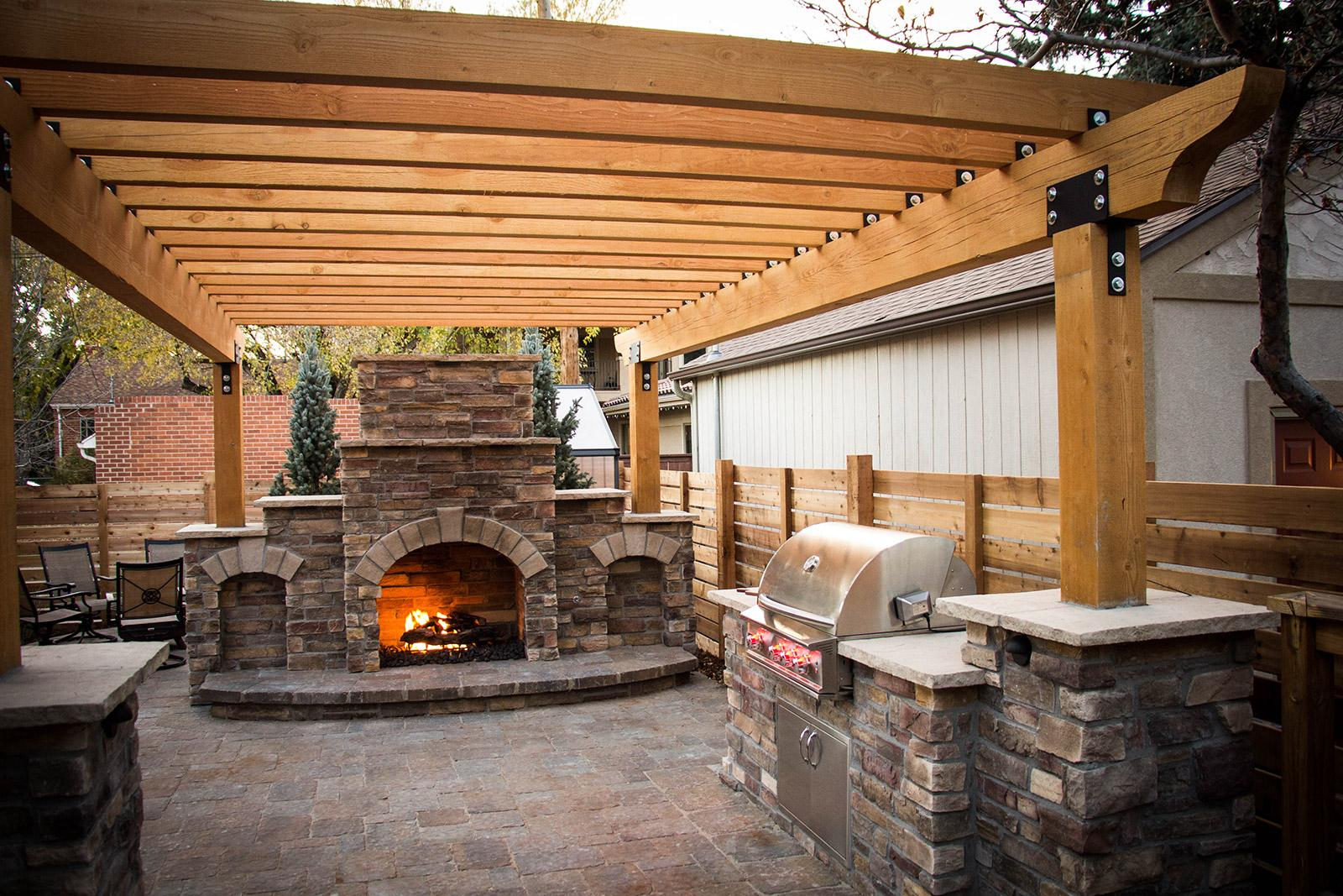 Fire Features Portfolio - Elite Landscape & Outdoor Living ... on Elite Landscape And Outdoor Living id=89211