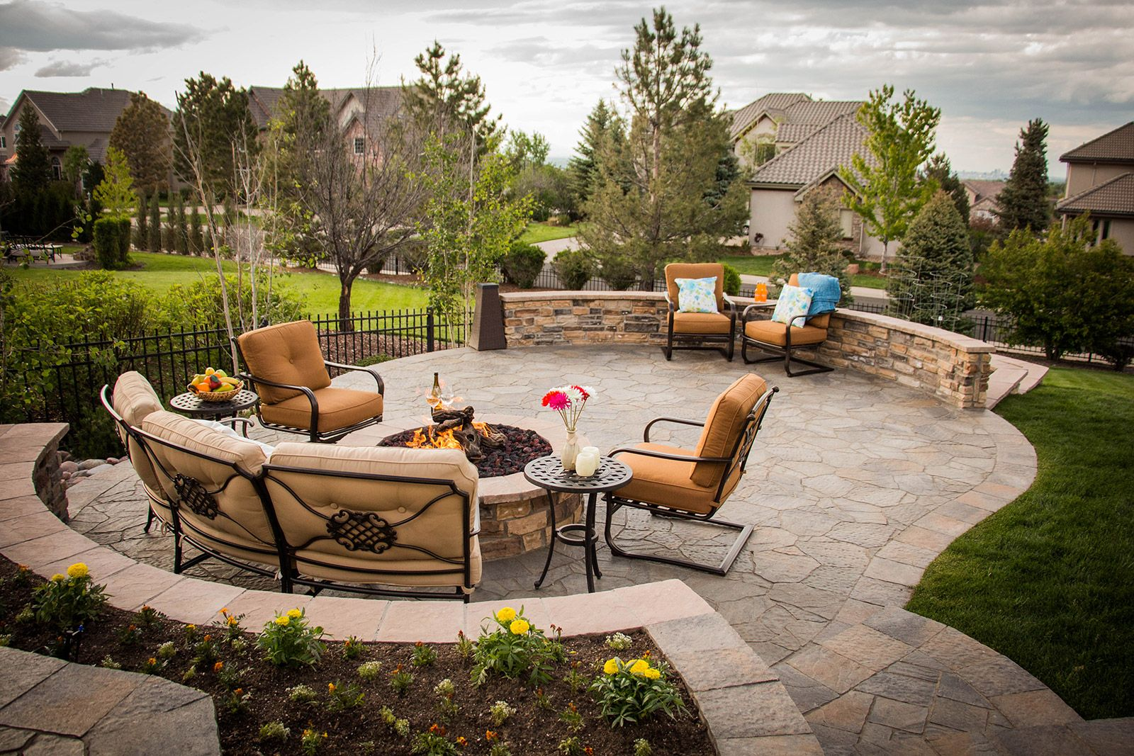 Hardscapes Portfolio - Elite Landscape & Outdoor Living ... on Elite Landscape And Outdoor Living id=46752