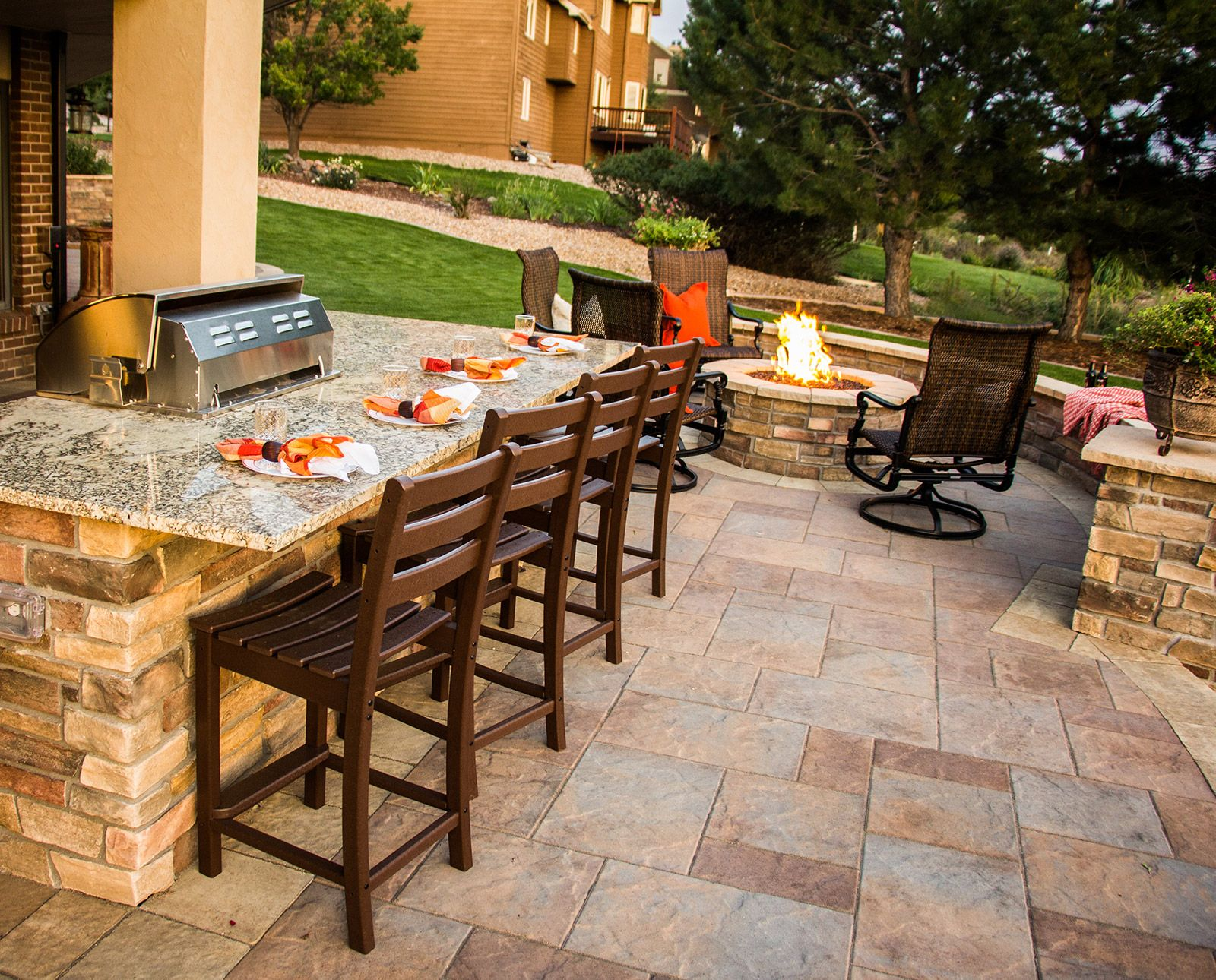 Outdoor Living Spaces & Structures - Elite Landscape ... on Elite Landscape And Outdoor Living id=27272