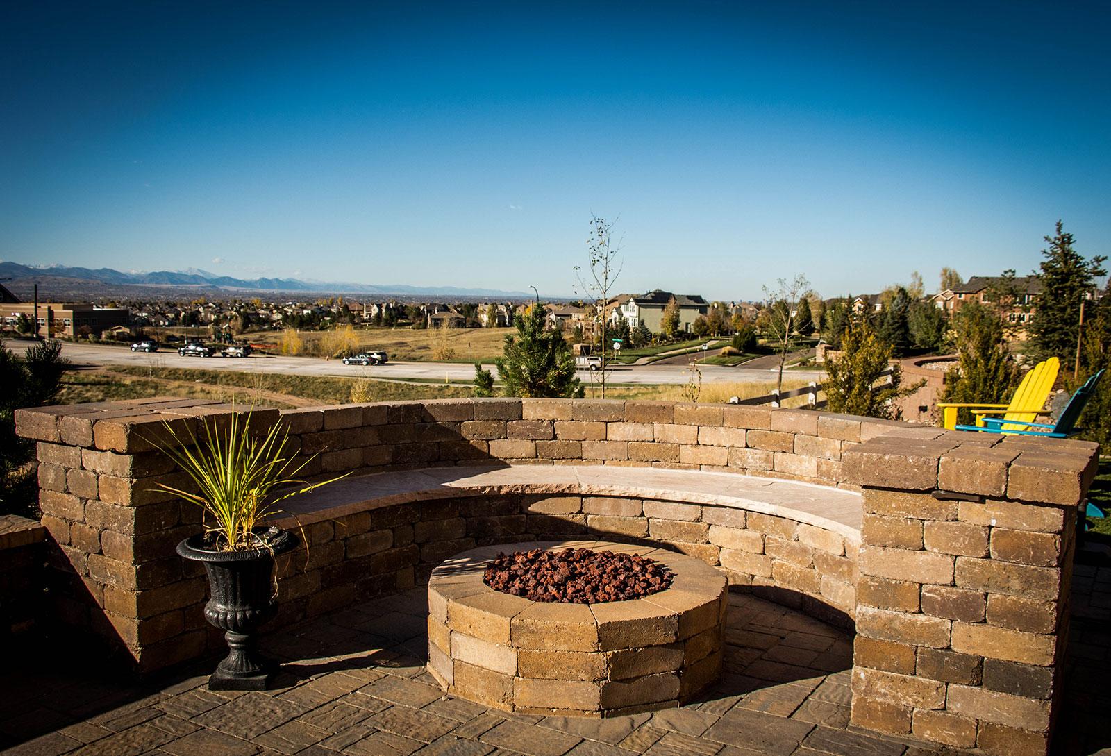 Fire Features Portfolio - Elite Landscape & Outdoor Living ... on Elite Landscape And Outdoor Living id=60210
